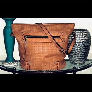 Handbags - Modern Chic Over The Shoulder Tote